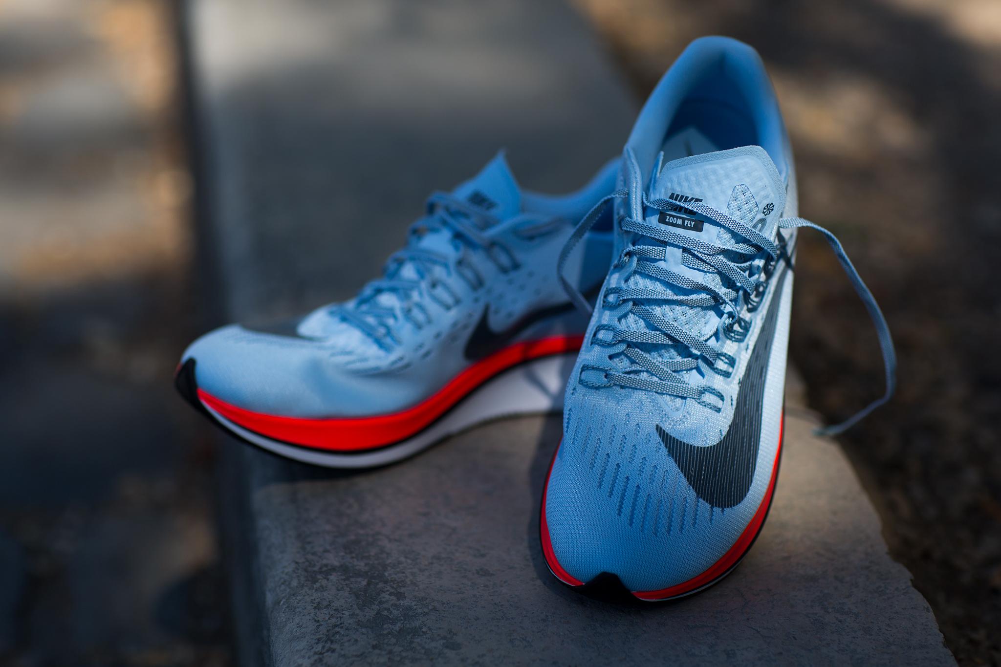 tout neuf cb7e5 4e4cd Alexis Cavelier TEST #12 : la Zoom Fly (Nike), ce bijou de ...